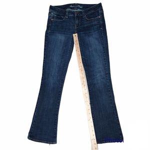 American Eagle Skinny Kick Jeans - 4 SHORT